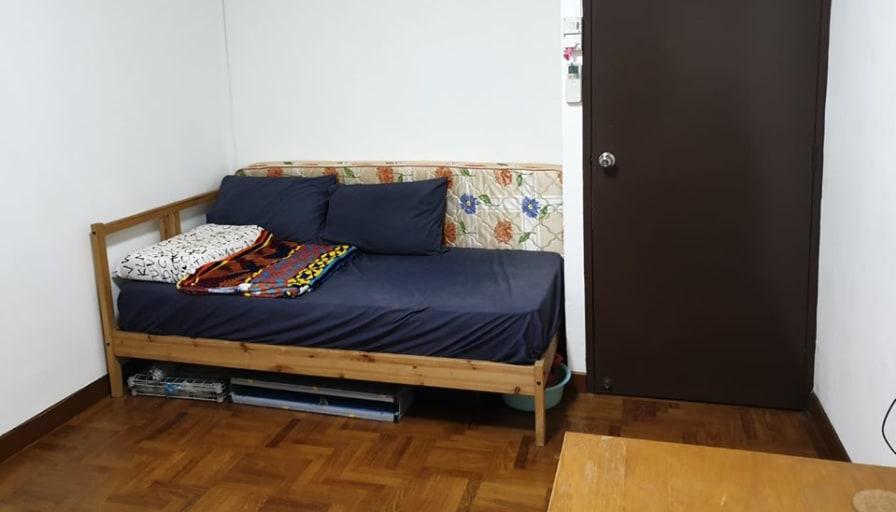 Photo of oscar's room