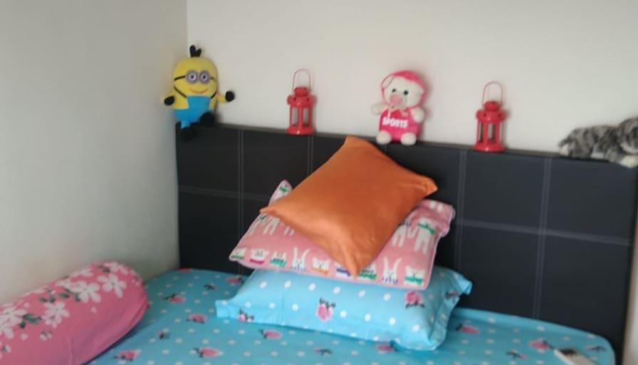 Photo of Praneeta's room