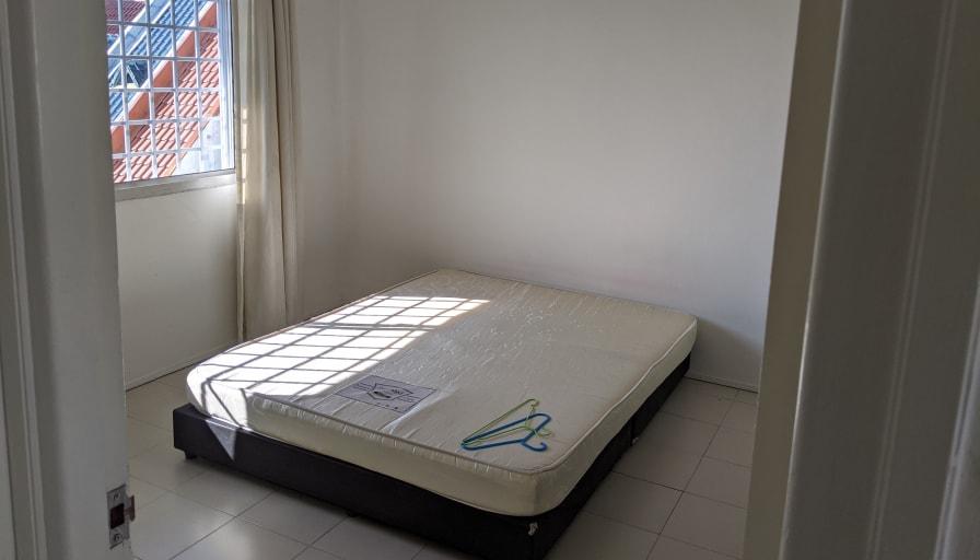 Photo of Sachin Seshadri's room