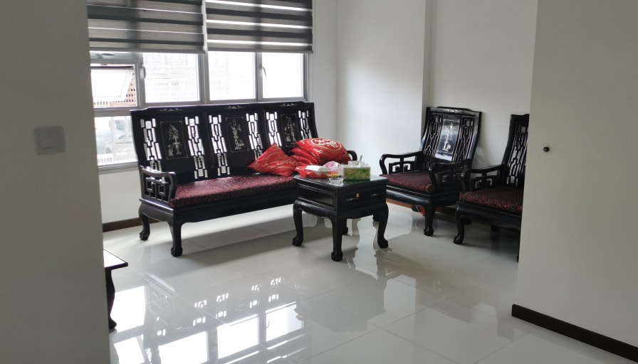 Photo of Yien's room