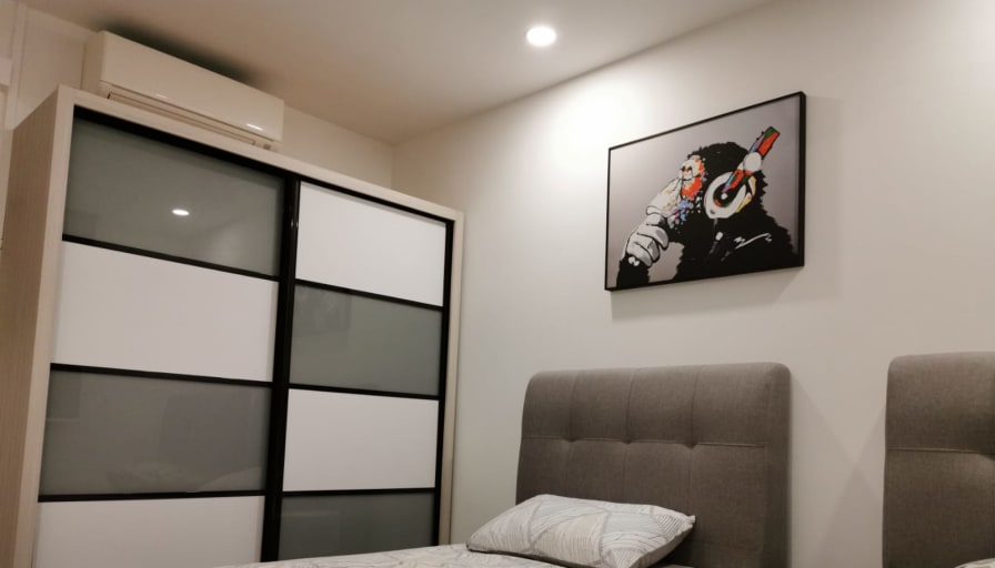 Photo of Toh's room