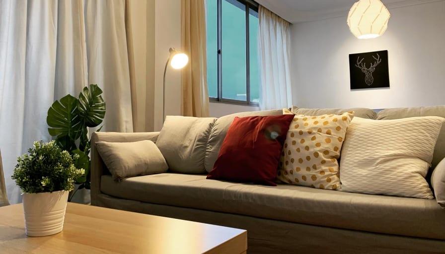 Photo of Socius Living's room