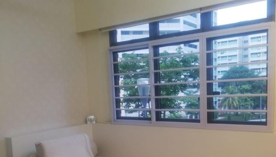 Photo of Teng Joo's room