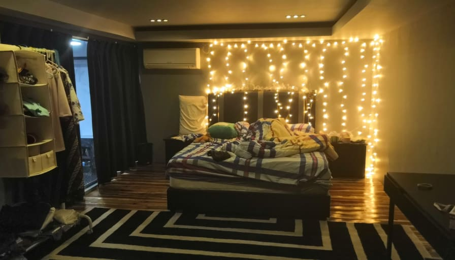 Photo of Isabella's room