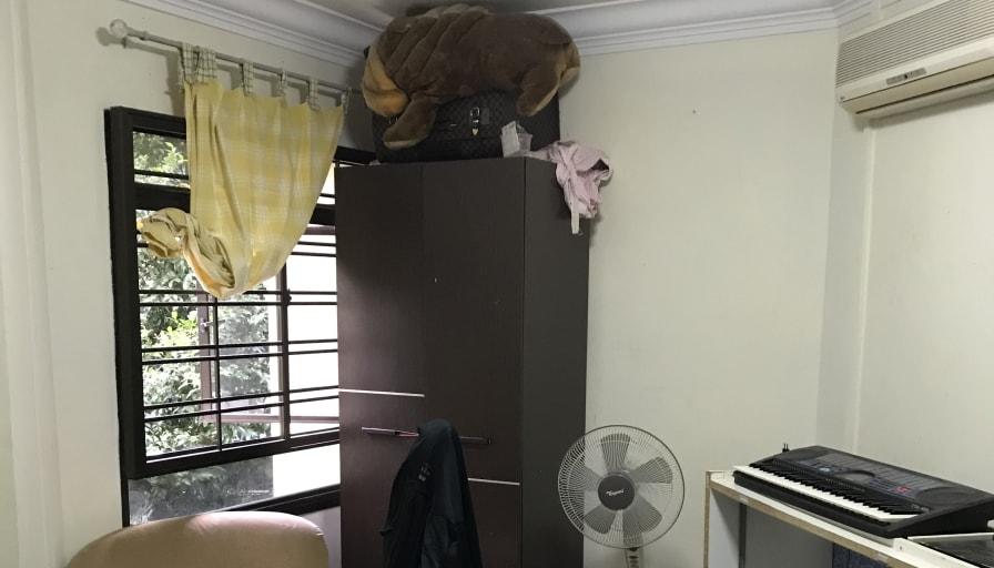 Photo of Lee Shirley's room