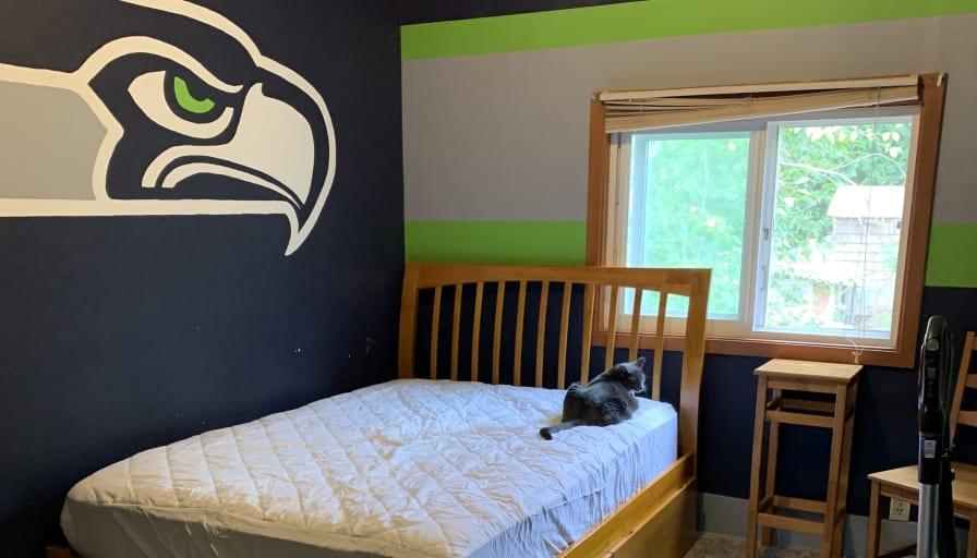 Photo of Cara's room