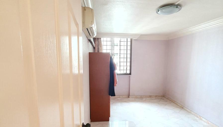 Photo of Junquan's room