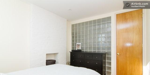 Photo of Evan's room