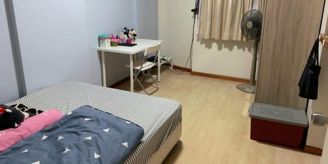 Photo of Unice's room