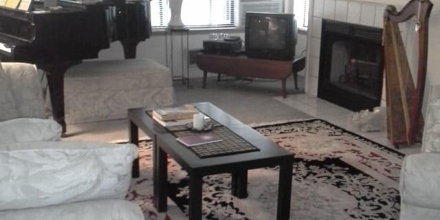 Photo of SaBella's room