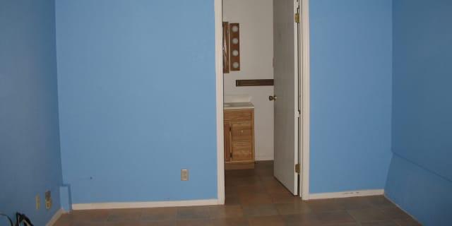 Photo of Vaughn's room