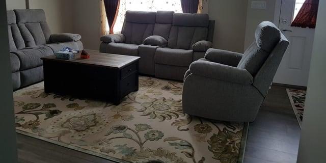 Photo of Nandini's room