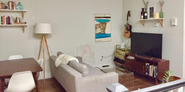 Photo of Julien's room