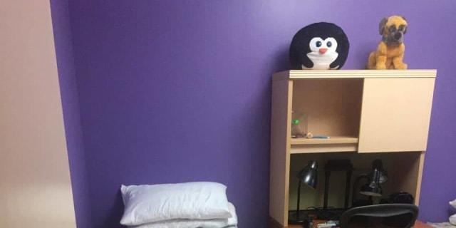 Photo of Cezil's room