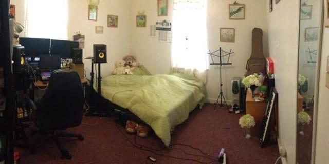 Photo of Ivy's room