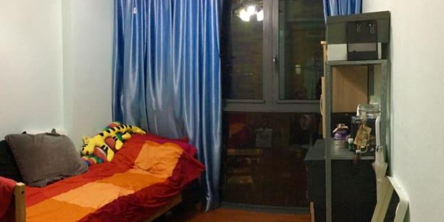 Photo of Khoo's room