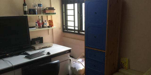 Photo of Dustin's room