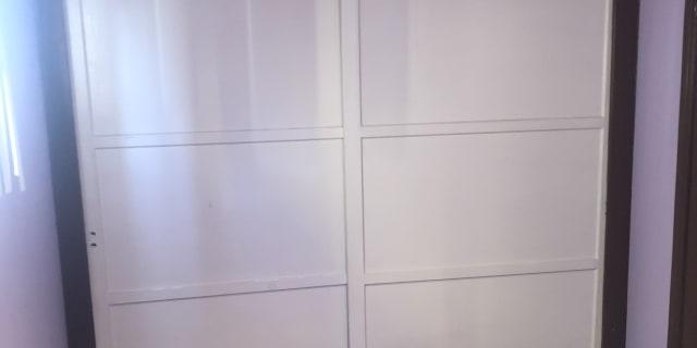 Photo of Geo's room