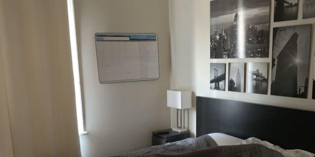 Photo of Matt's room
