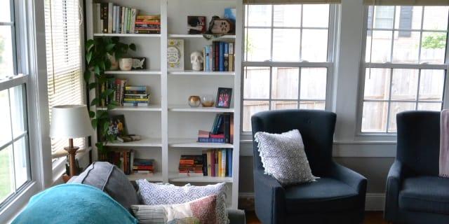 Photo of Caroline's room