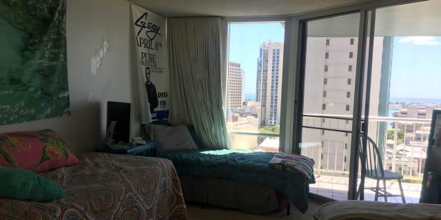 Photo of Audrey's room