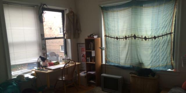Photo of Sam 's room