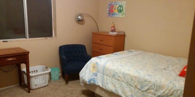 Photo of Liana's room