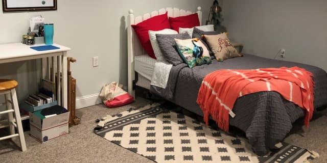 Photo of Lauren's room