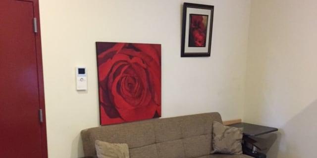 Photo of Aiesha's room