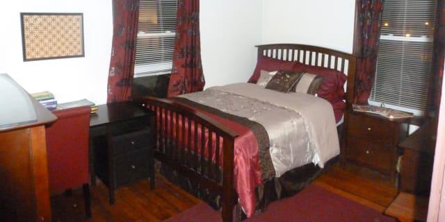 Photo of Ikem's room