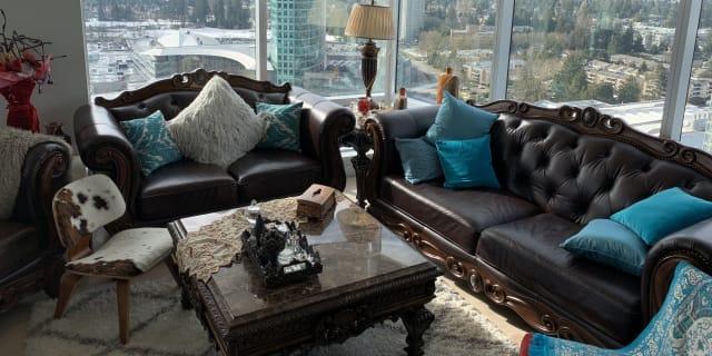 Photo of Rima's room