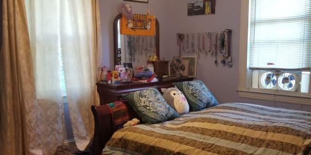 Photo of Tracy's room