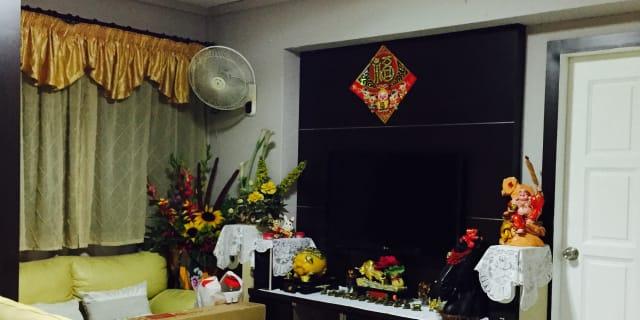 Photo of Pauline Tiow's room