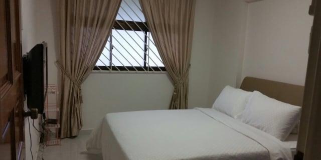 Photo of Sharon 's room