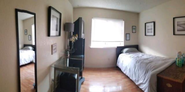 Photo of Katrina's room