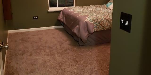 Photo of Dominique's room