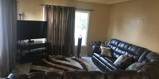 Photo of Aldo Gonzalez's room