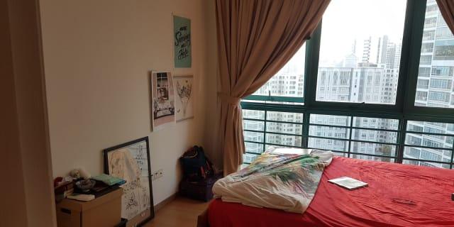 Photo of Gautam's room