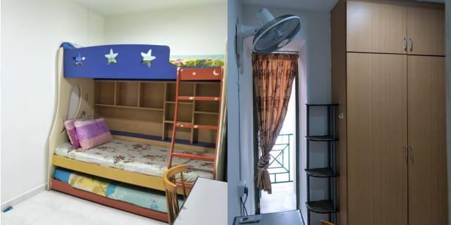 Photo of Shuen's room