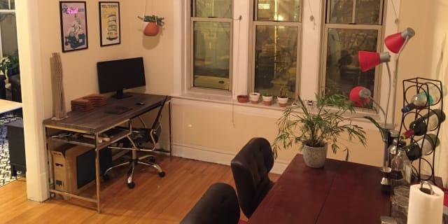 Photo of Folarin 's room