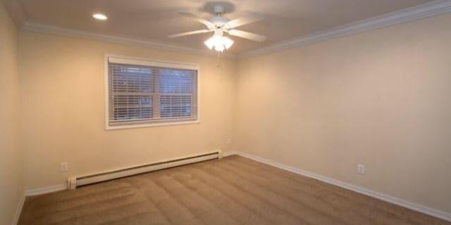 Photo of Cristian's room