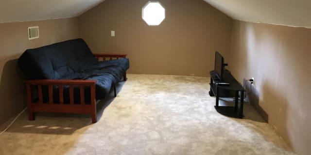 Photo of Ashley's room