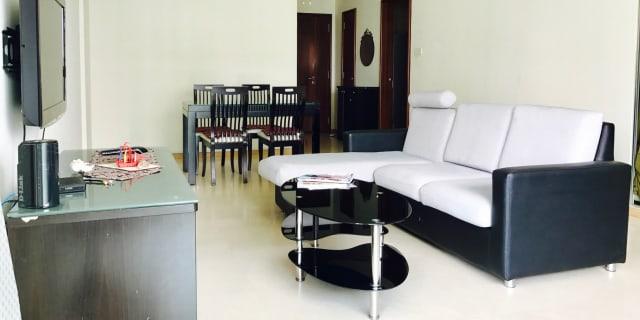 Photo of Arpita's room