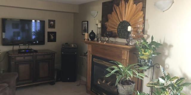 Photo of Kerry Stuart's room