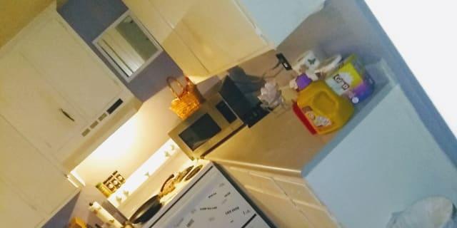 Photo of Teyron's room