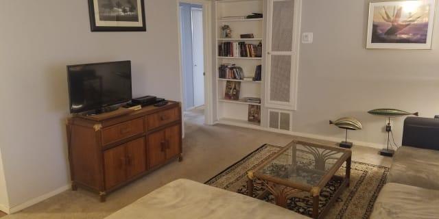 Photo of Bert's room