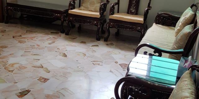 Photo of Serene Tho's room