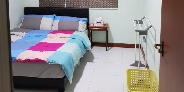 Photo of Wuan's room