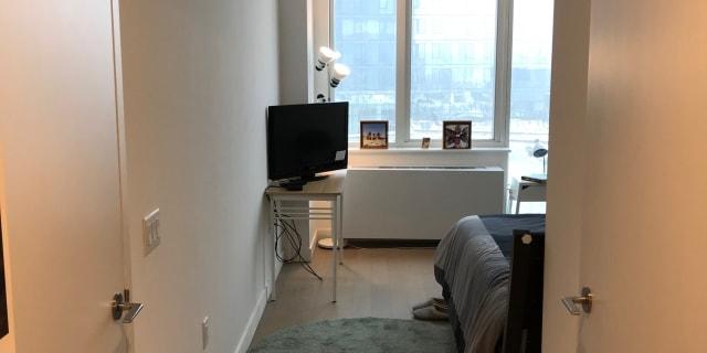 Photo of Stefano's room