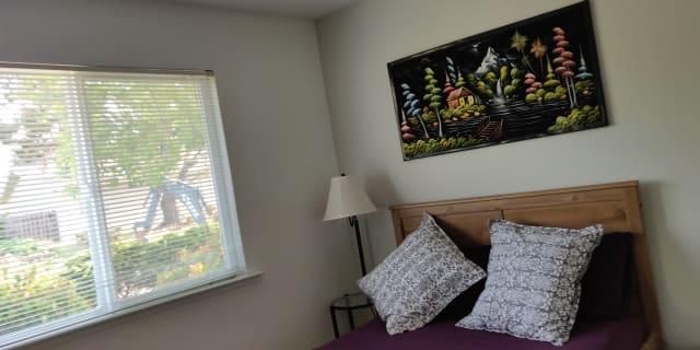 Photo of Munindra's room